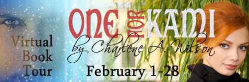 One for Kami book tour banner 3